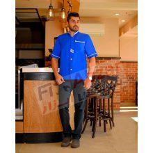 لباس آشپزی کیمیا ، روپوش آشپزی KIMIYA مدل توماج