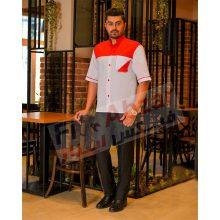 لباس آشپزی ، لباس فرم رستورانی کیمیا KIMIA مدل کیان