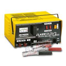 شارژر و استارتر 12 و 24 ولت دکا DECA مدل Class Booster 220A