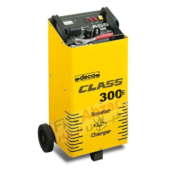 شارژر و استاتر دکا مدل 300E