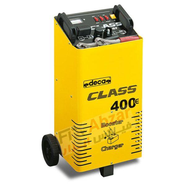 شارژر و استاتر دکا مدل 400E