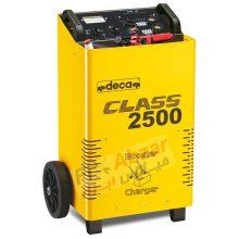 شارژر و استارتر دکا DECA مدل Class Booster 2500 با خروجی 12 و 24 ولت