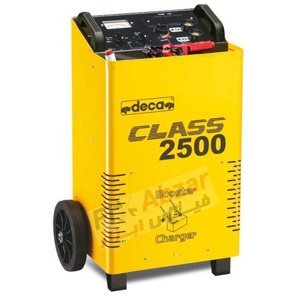 شارژر و استاتر دکا مدل 2500