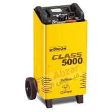 شارژر و استارتر دکا Deca مدل Class Booster 5000 با خروجی 12 و 24 ولت