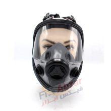 ماسک تمام صورت دو فیلتر هانیول مدل 54001
