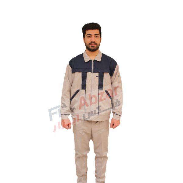 لباس کار مهندسی آلفا